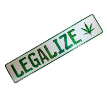 Tablice rejstracyjne legalize