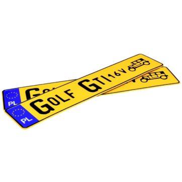 tablice-rejestracyjne-zabytkowe-golf-gti-16v
